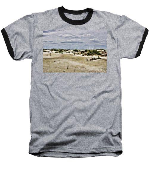 Dreamy Sand Dunes Baseball T-Shirt
