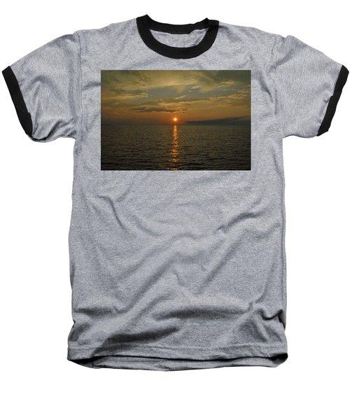 Dreamy Dusk Baseball T-Shirt