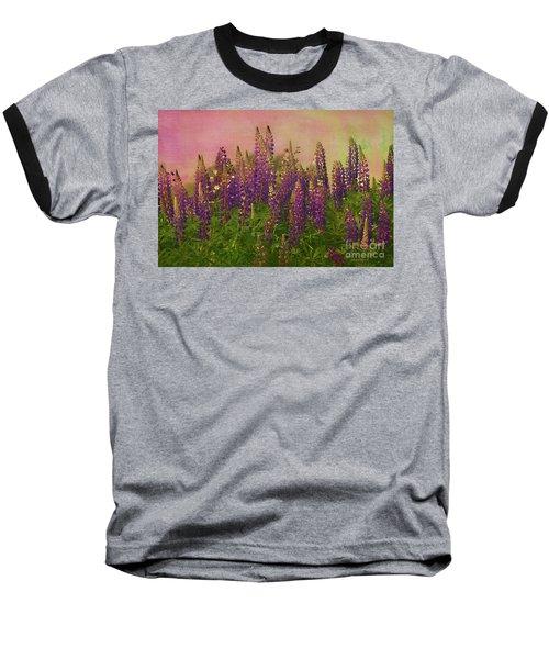 Dreamy Lupin Baseball T-Shirt