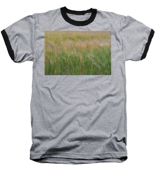 Dreamy Meadow Baseball T-Shirt