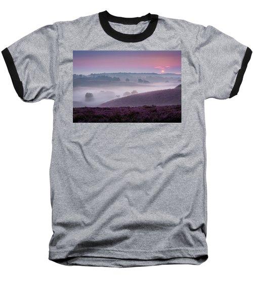 Dreamy Morning Baseball T-Shirt