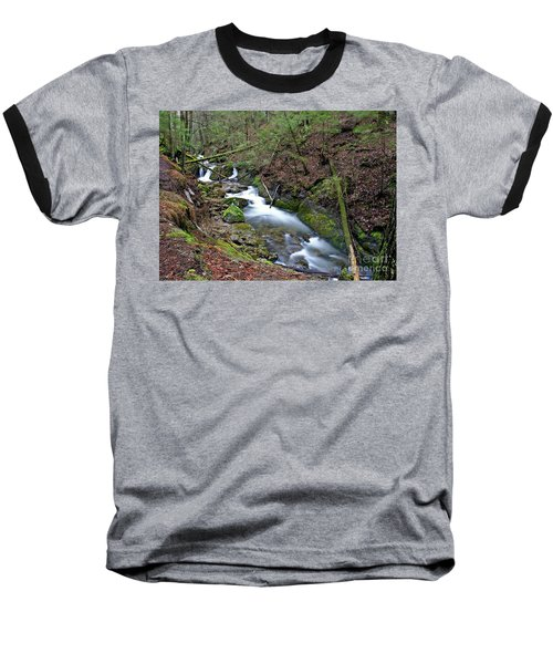 Dreamy Passage Baseball T-Shirt