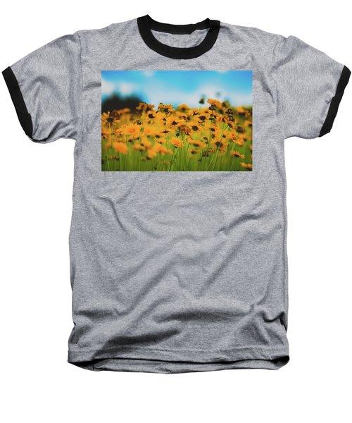 Dreamy Summertime Baseball T-Shirt