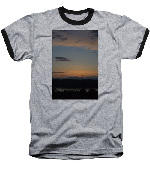Dreamy Sunset Baseball T-Shirt