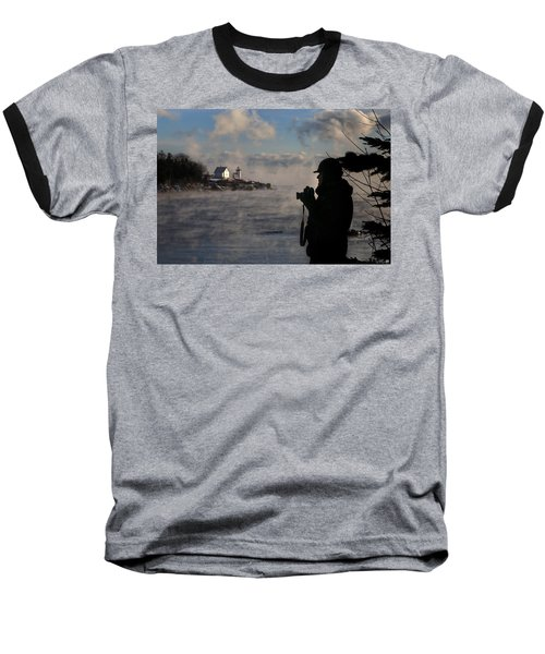 Dressed For Sea Smoke Baseball T-Shirt