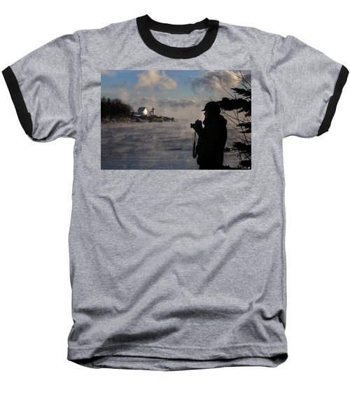 Dressed For Sea Smoke Baseball T-Shirt