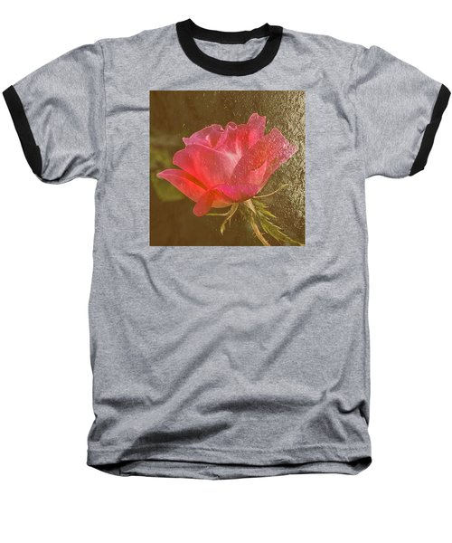 Baseball T-Shirt featuring the photograph Dressed In Gold by Susi Stroud