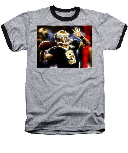 Drew Brees New Orleans Saints Baseball T-Shirt