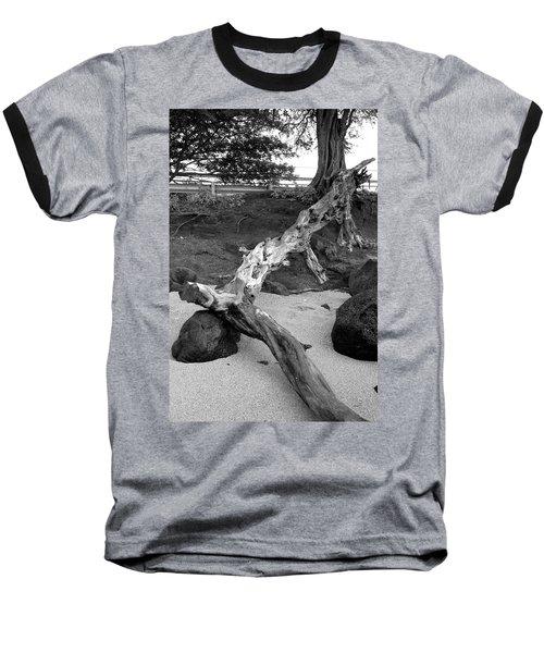Drift Wood Baseball T-Shirt