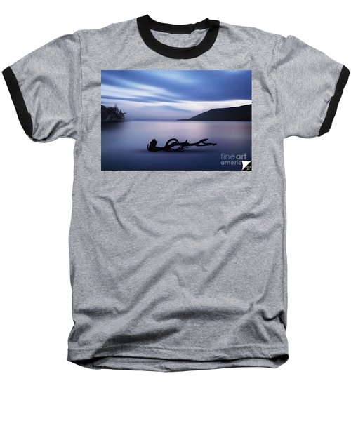 Driftwood Baseball T-Shirt by Jim  Hatch