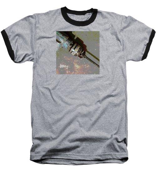 Drill Baseball T-Shirt by Tetyana Kokhanets