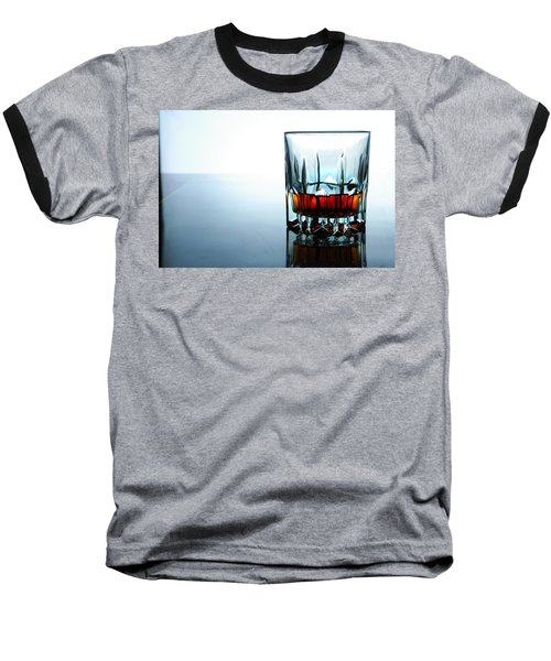 Drink In A Glass Baseball T-Shirt