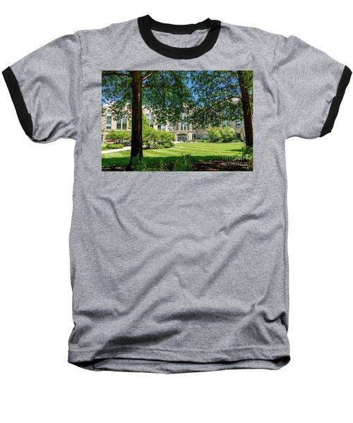 Driscoll Hall Baseball T-Shirt