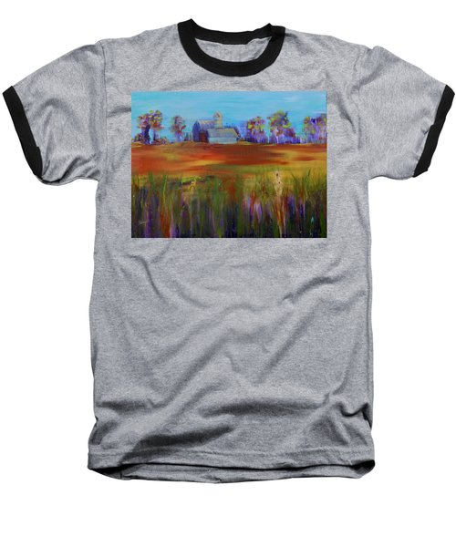 Drive-by View Baseball T-Shirt