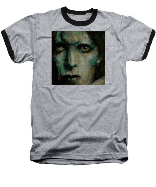 Drive In Saturday@ 2 Baseball T-Shirt by Paul Lovering