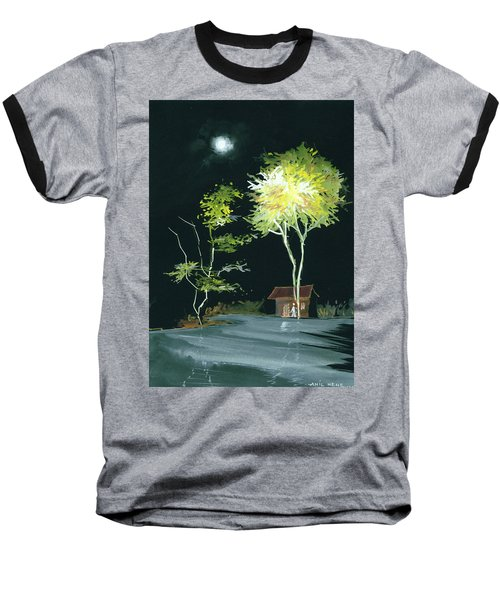 Drive Inn Baseball T-Shirt