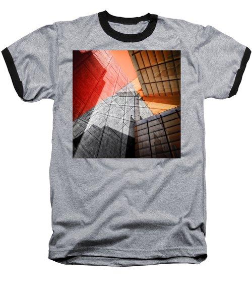 Driven To Abstraction Baseball T-Shirt