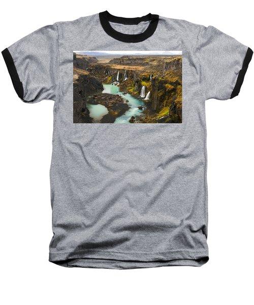 Driven To Tears Baseball T-Shirt