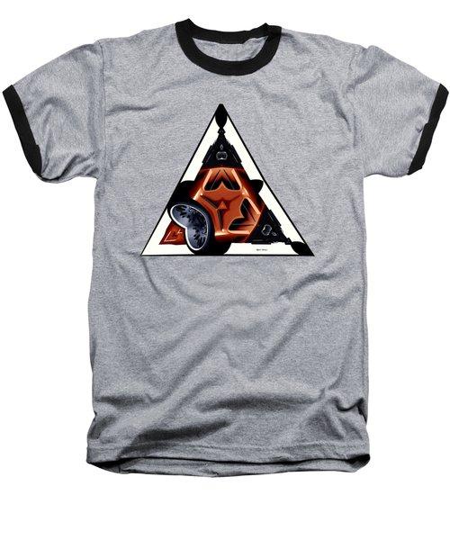 Driverless Car Baseball T-Shirt