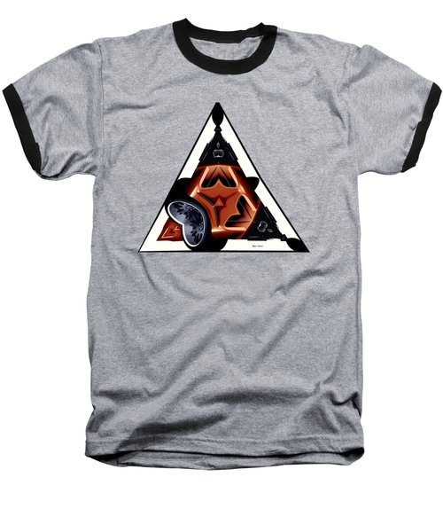 Driverless Car Baseball T-Shirt