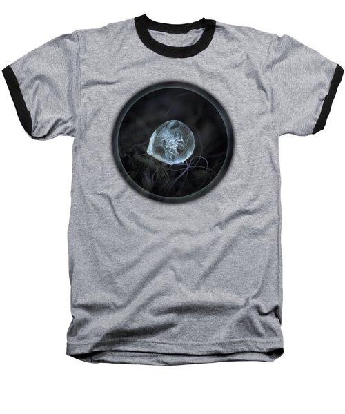Drop Of Ice Rain Baseball T-Shirt