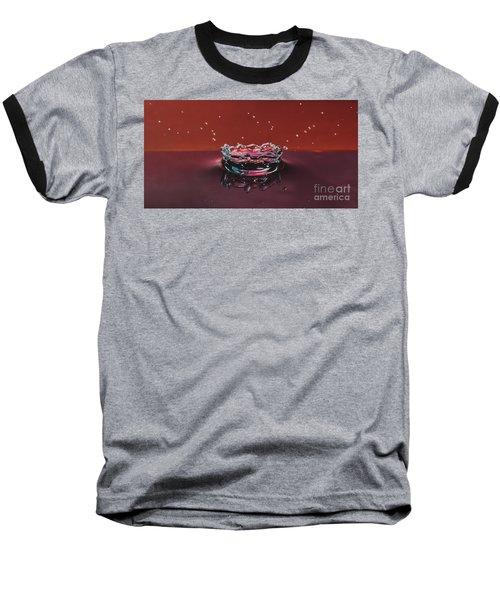 Droplet Impact 1 Baseball T-Shirt