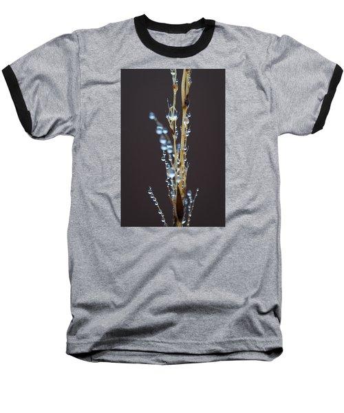 Droplets For Days Baseball T-Shirt by Nikki McInnes