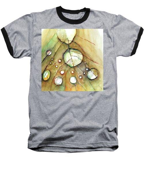 Dropping In Baseball T-Shirt by Allison Ashton