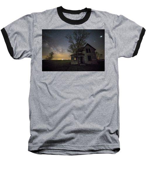 Drops Of Jupiter  Baseball T-Shirt by Aaron J Groen