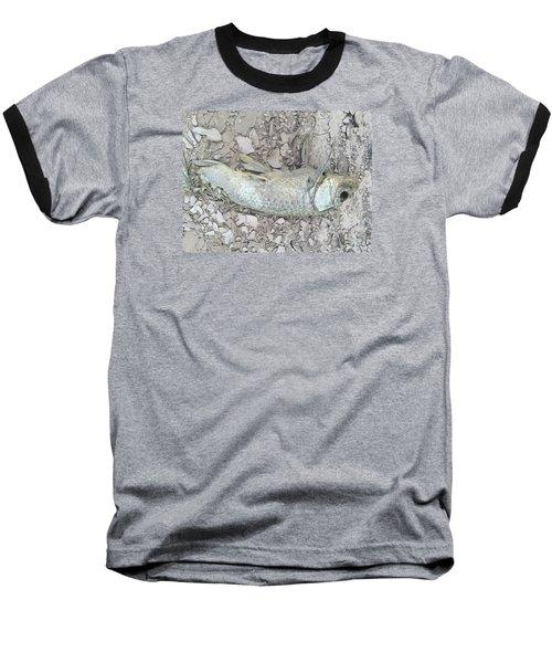 Drought Fish Baseball T-Shirt