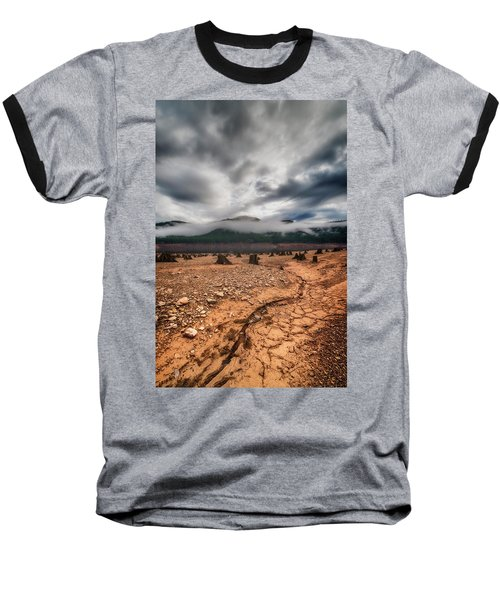 Baseball T-Shirt featuring the photograph Drought by Ryan Manuel