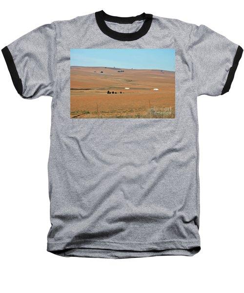 Drought-stricken South African Farmlands - 1 Of 3  Baseball T-Shirt