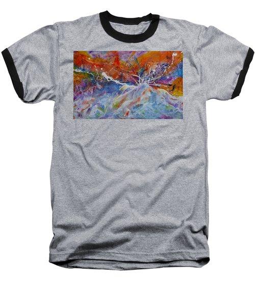 Drown Me In Love Baseball T-Shirt by Tracy Bonin