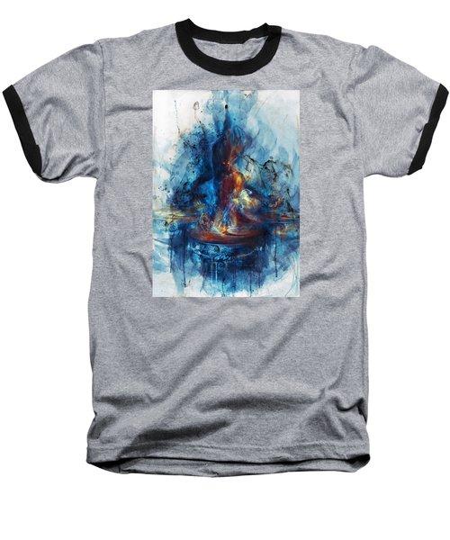 Drum Baseball T-Shirt