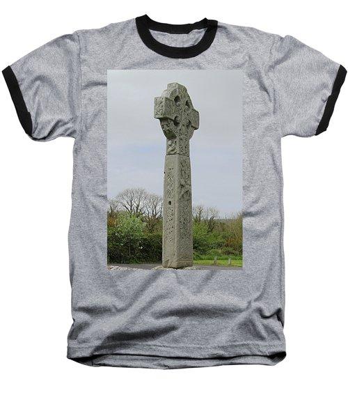 Drumcliff High Cross Baseball T-Shirt