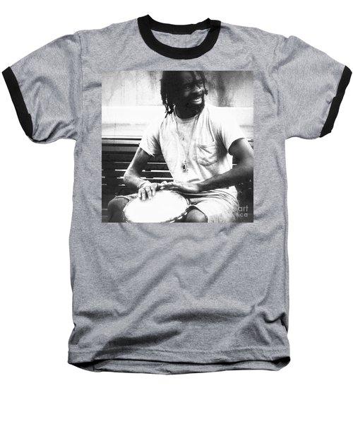 Drummer Baseball T-Shirt