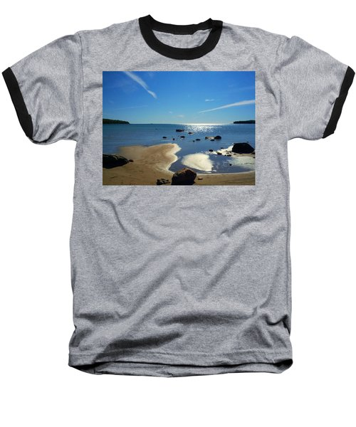 Drummond Shore 1 Baseball T-Shirt