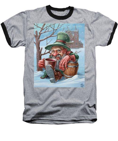 Drunkard Baseball T-Shirt
