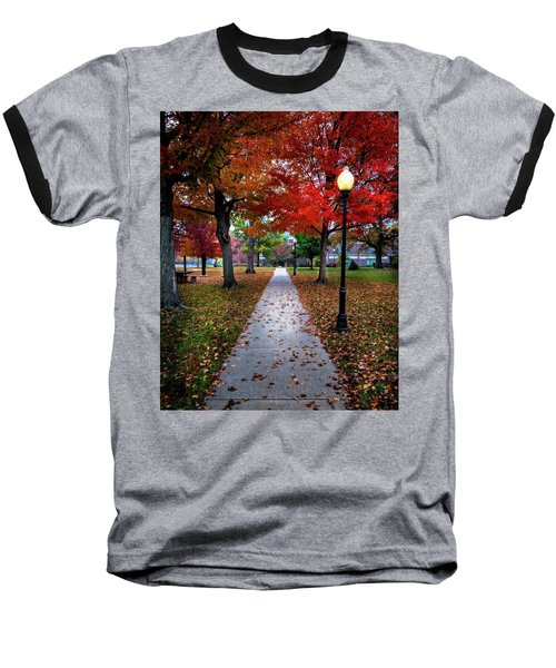 Drury Fall Baseball T-Shirt
