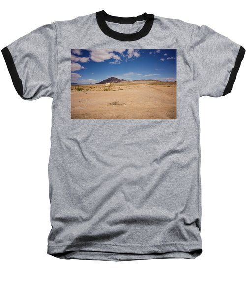 Dry And Oily Baseball T-Shirt