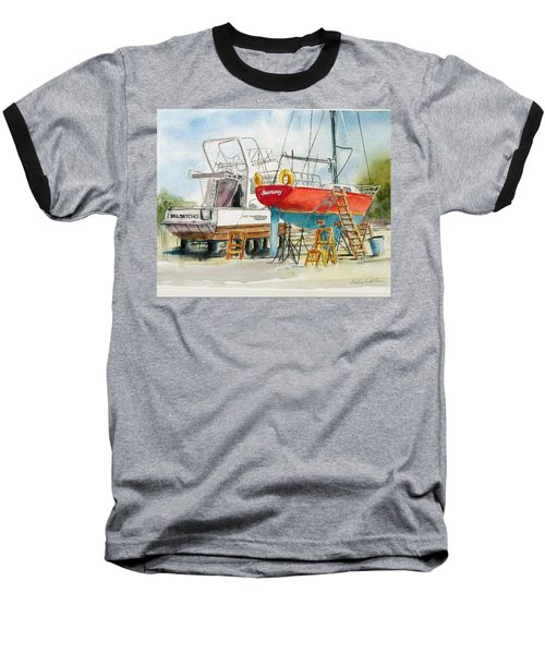 Dry Dock Baseball T-Shirt