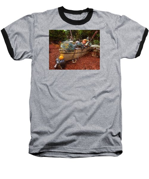 Baseball T-Shirt featuring the photograph Dry Dock Art by Thom Zehrfeld