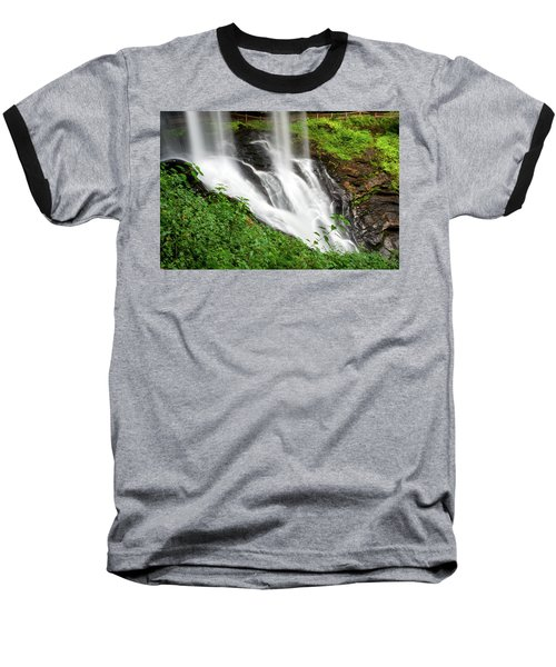 Baseball T-Shirt featuring the photograph Dry Falls by Allen Carroll
