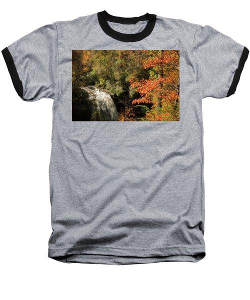 Dry Falls In North Carolina Baseball T-Shirt
