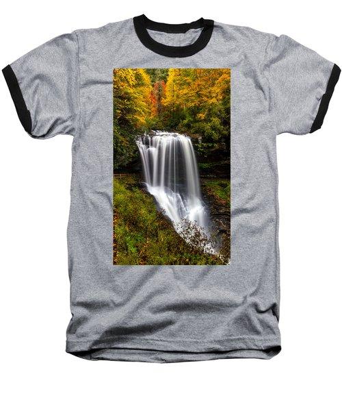 Dry Falls In October  Baseball T-Shirt