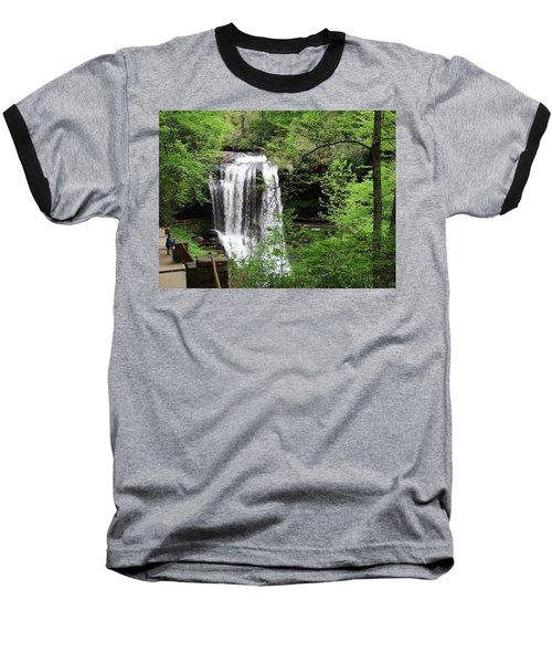 Dry Falls In The Spring Baseball T-Shirt