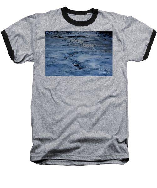 Dry Fork Freeze Baseball T-Shirt