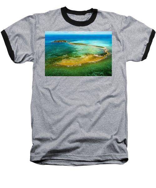 Dry Tortugas Baseball T-Shirt