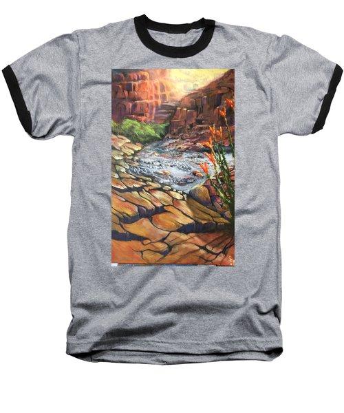 Dry Wash Baseball T-Shirt