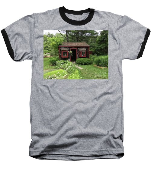 Drying Shed For Herbs Baseball T-Shirt